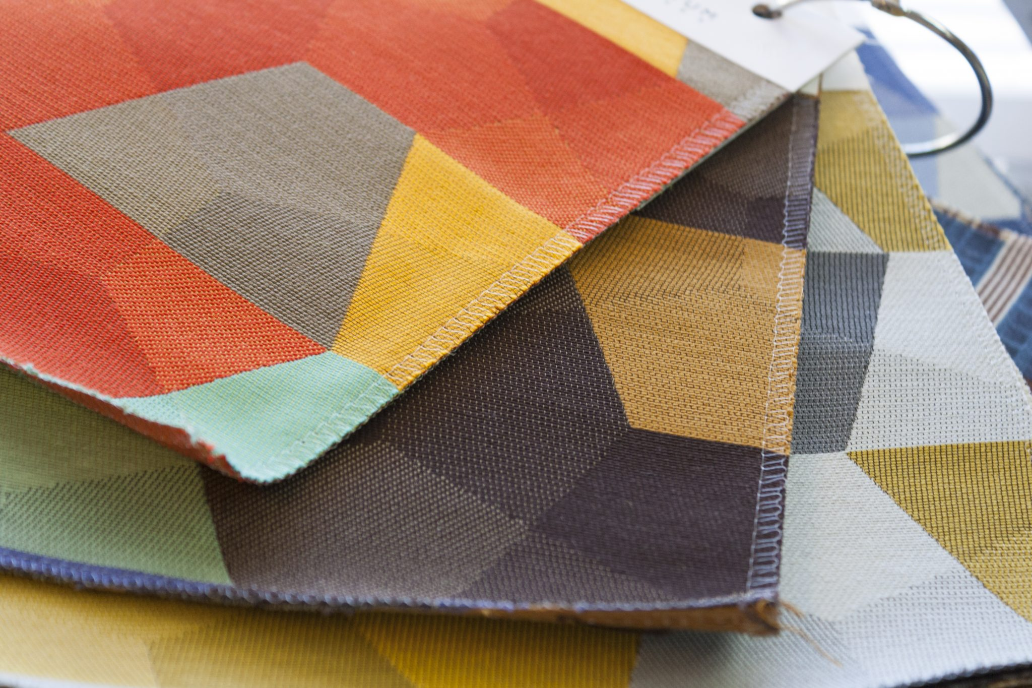 Colors and Patterns- Upholstery