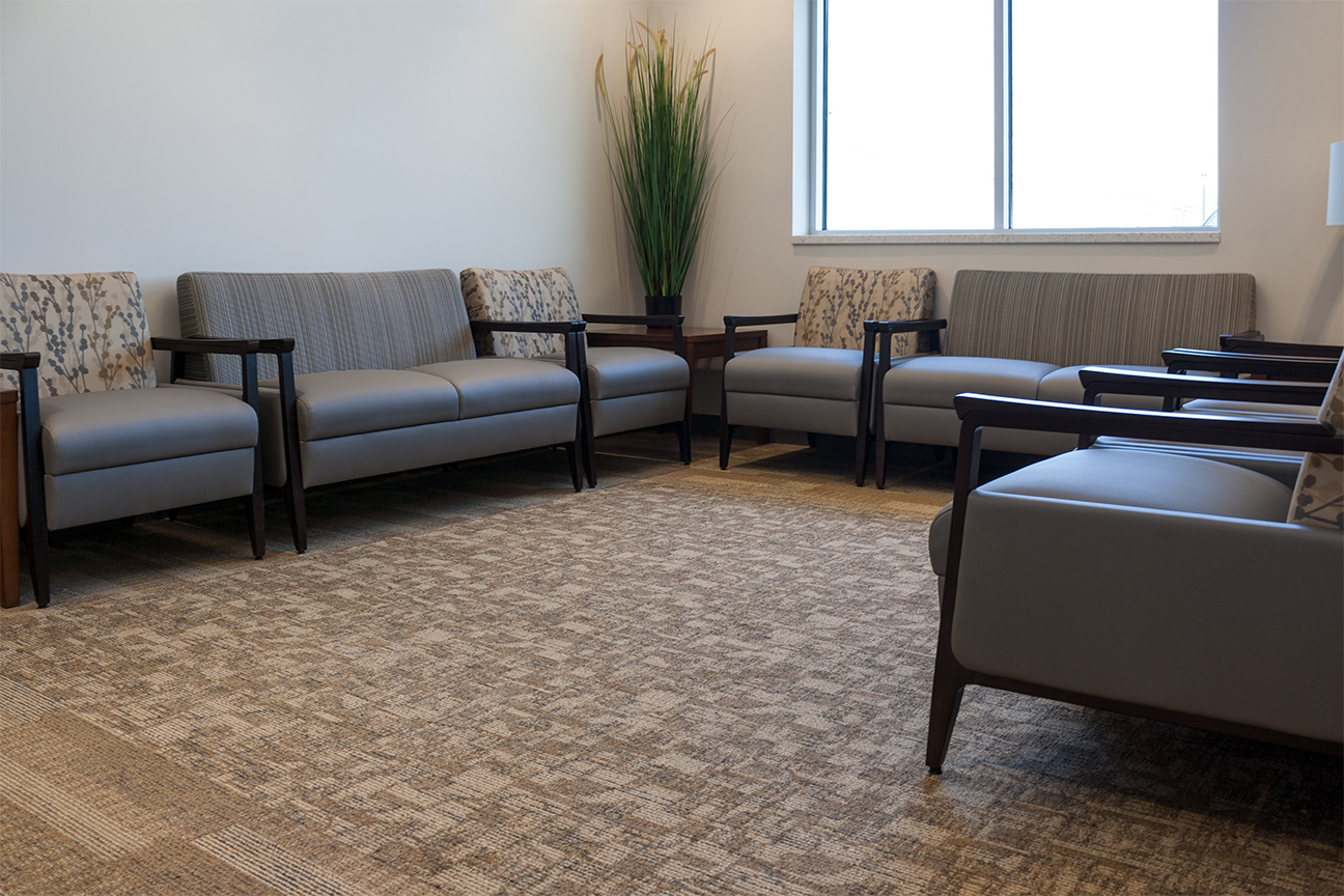 First Floor Waiting Area