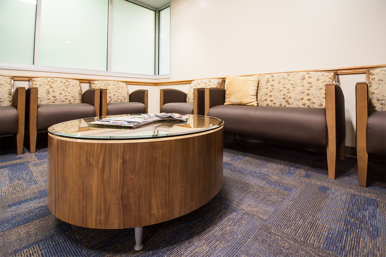 Bariatrics Seating / Center Table