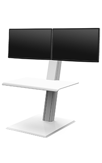 Humanscale Quickstand for Dual Monitors