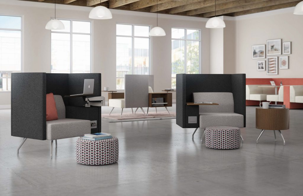 Pairings and Dwell by Kimball Office Furniture