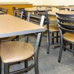 Boone Memorial Hospital- Cafeteria