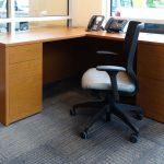 Desk at Boone Memorial Hospital