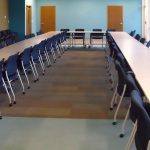 Conference and Training by Omega Commercial Interiors