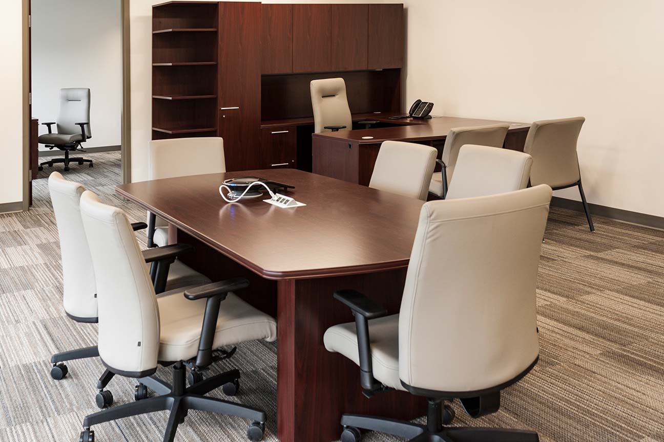 Commercial Office Furniture- Executive Desk