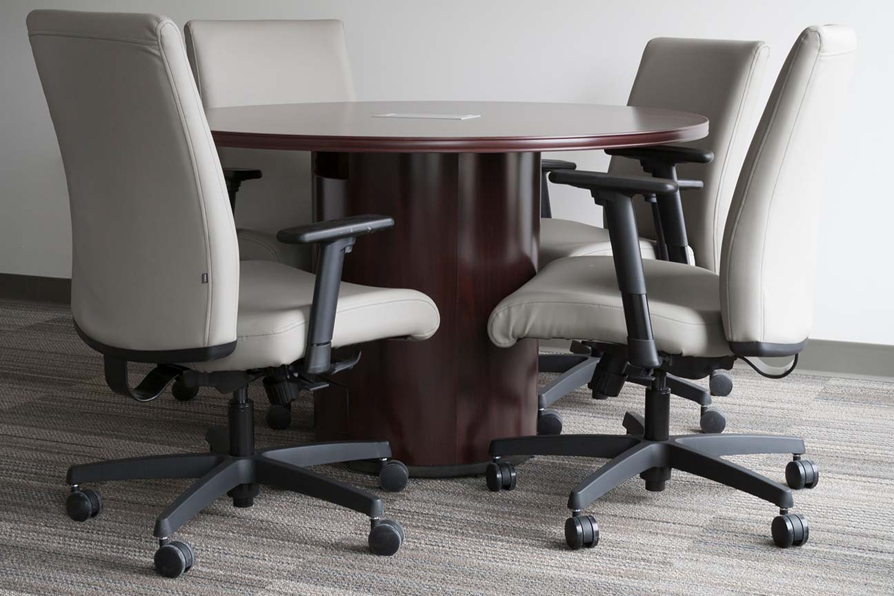 Commercial Office Furniture- Small Conference Table