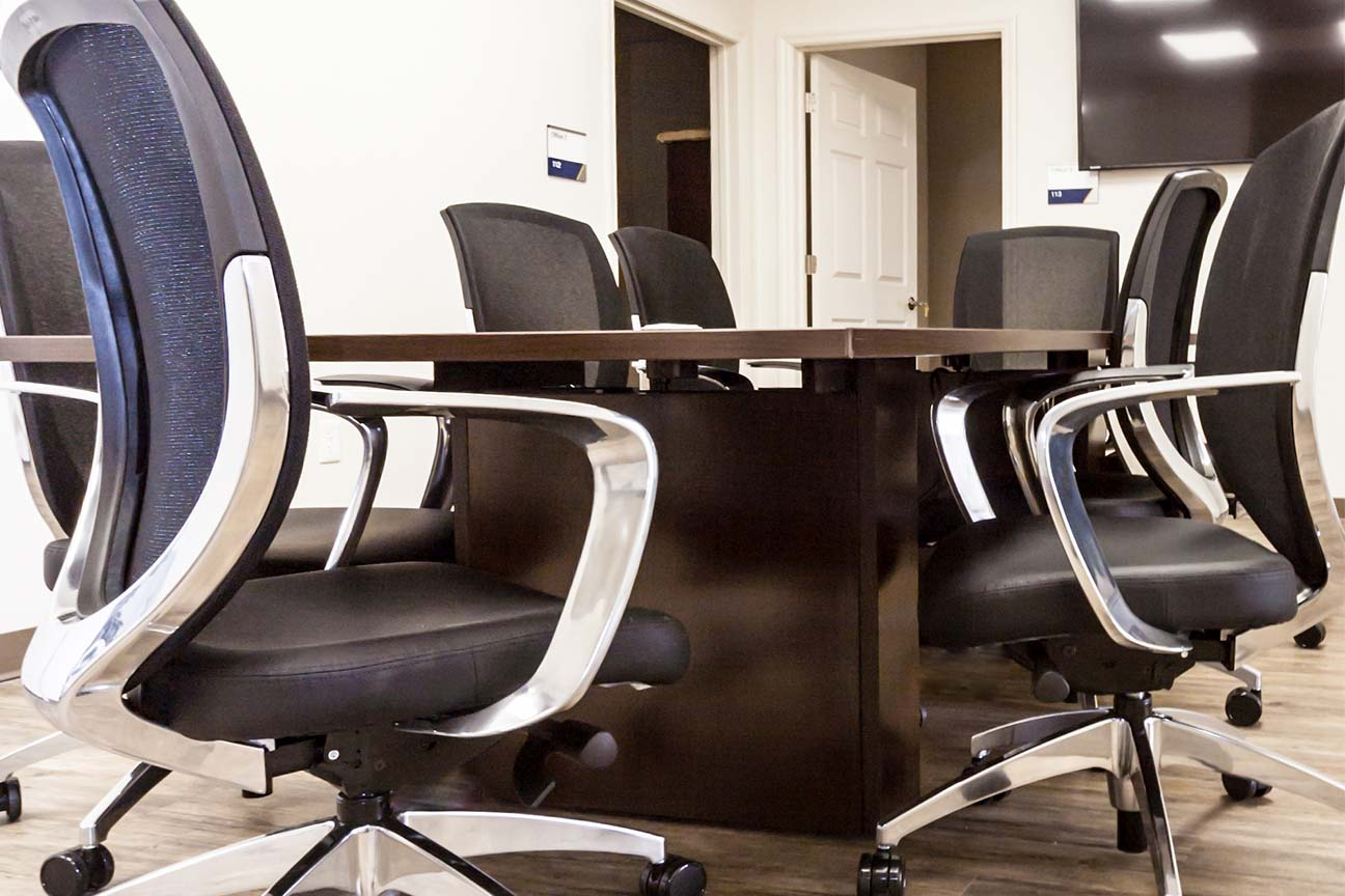 Primary Care Conference Room- from the designers at Omega