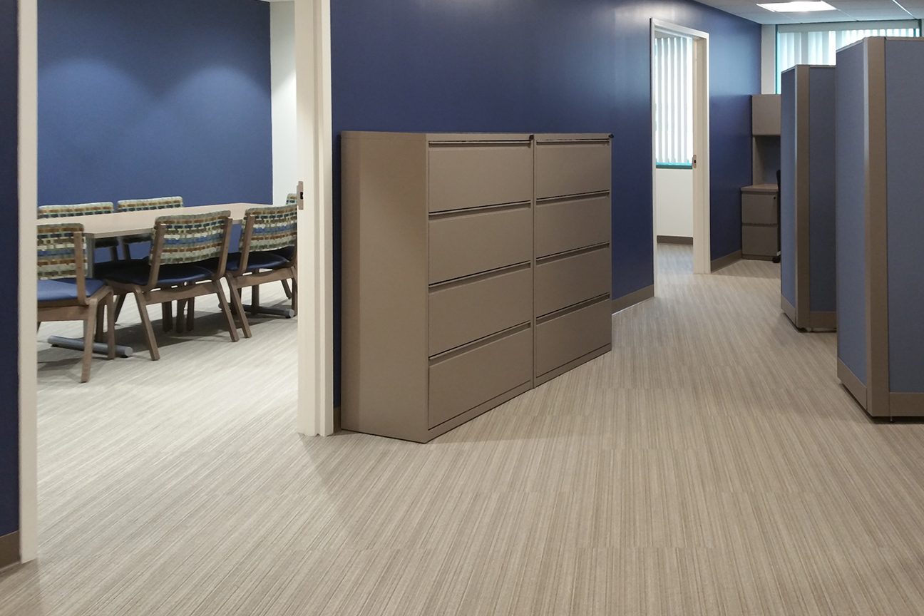Lateral Files by Omega Commercial Interiors of Morgantown, West Virginia
