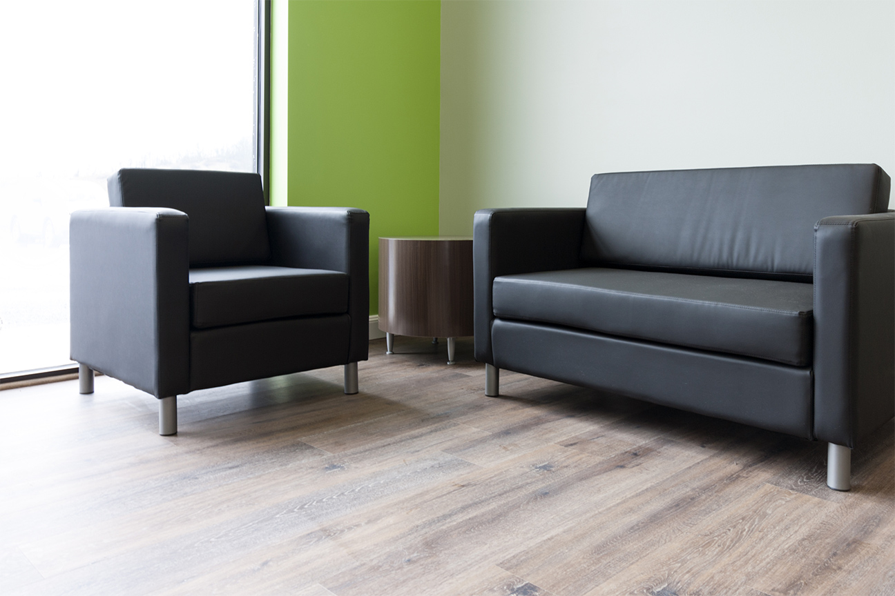 Seating by Omega Commercial Interiors