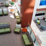 Hospital Main Lobby Commons Area