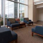 Hospital Main Lobby Waiting Area