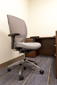 Omega Commercial Interiors designs for quality Ergonomics Office Chairs