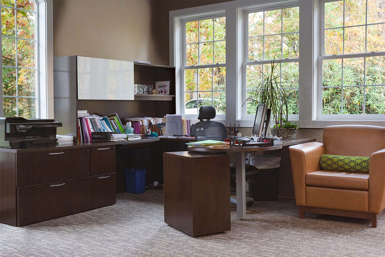 Executive Suites at Omega Commercial Interiors