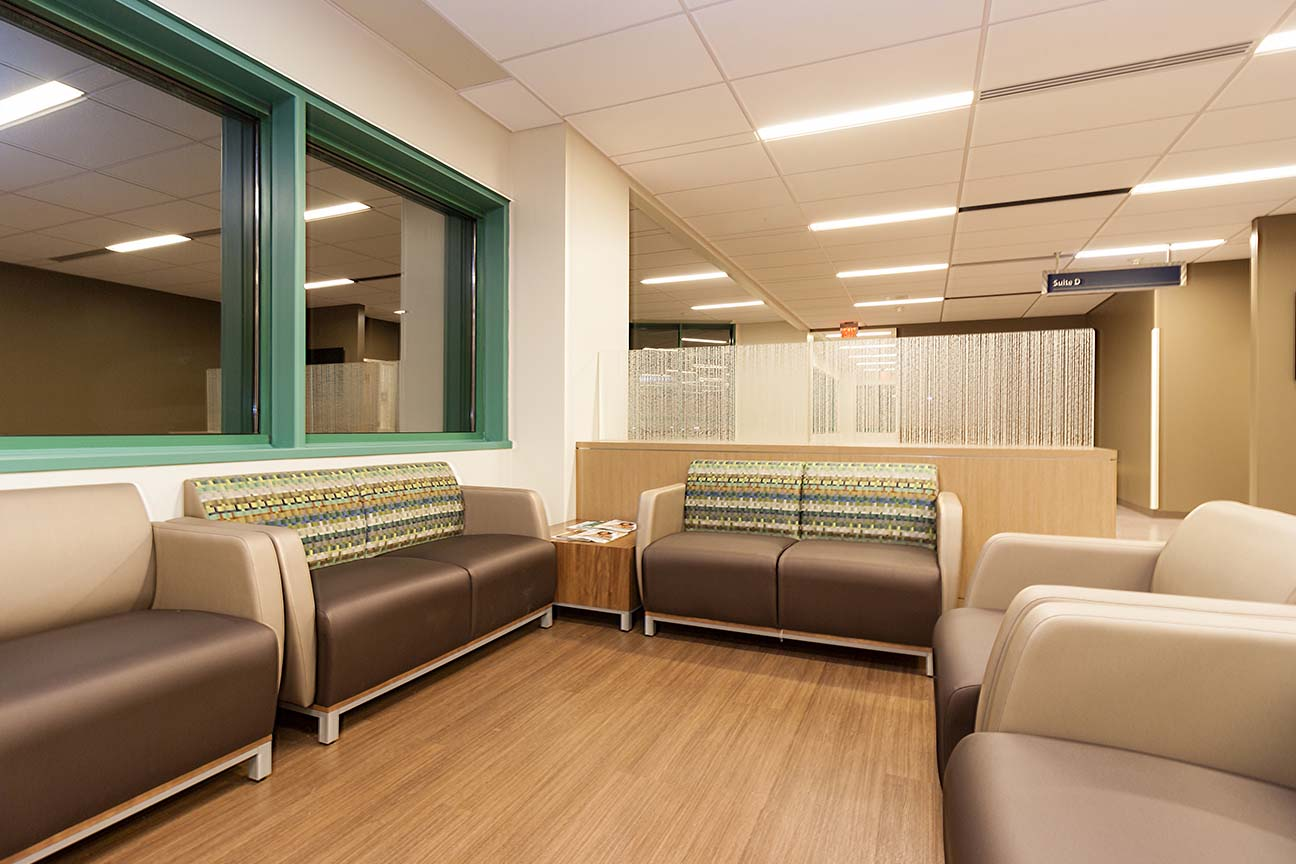 Bariatrics Seating- Physician Office Center- Morgantown, WV