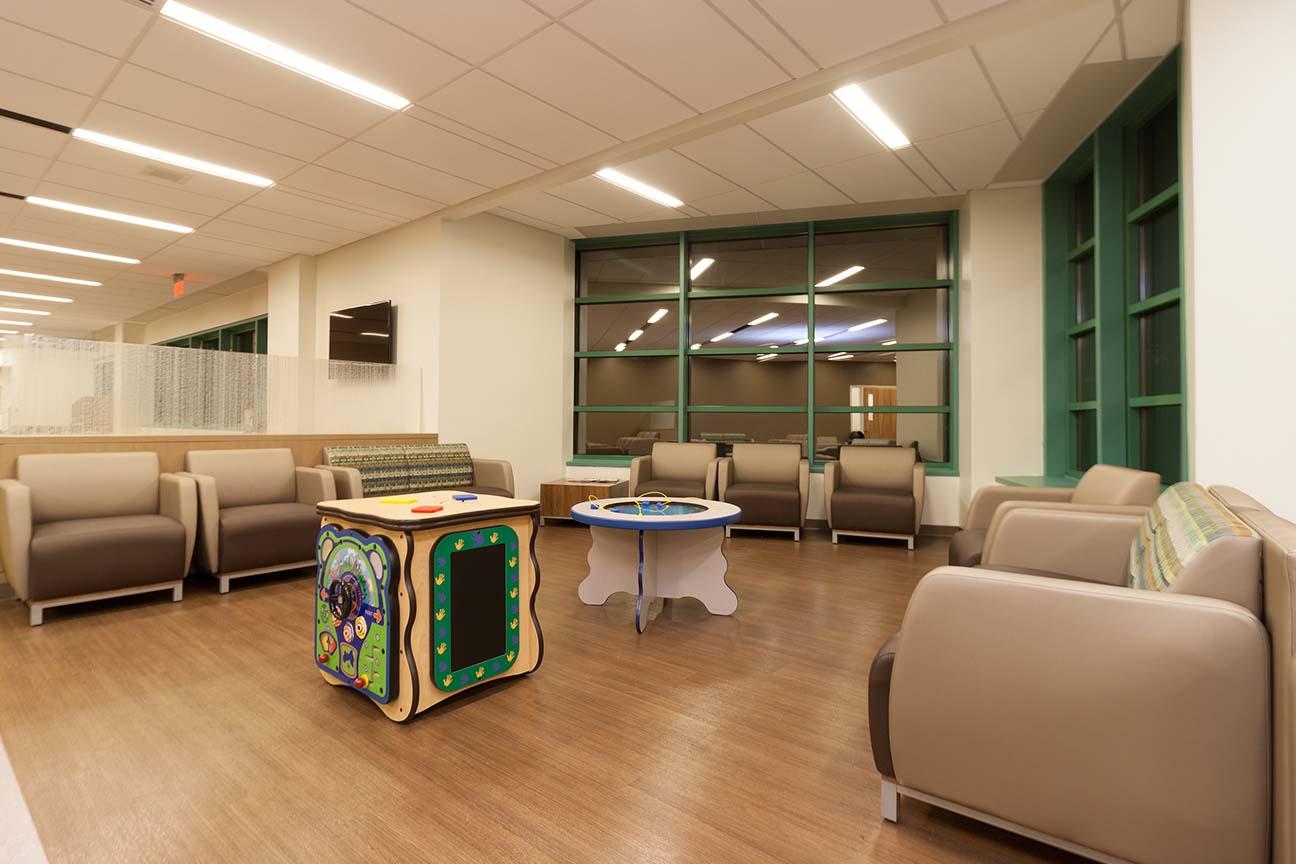 Physician Office Center- Children's Waiting