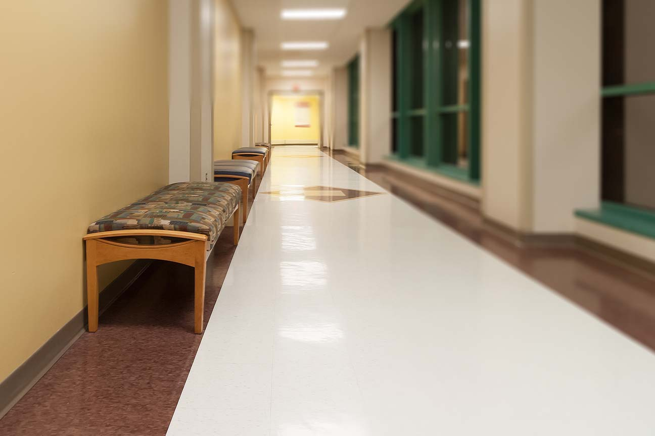 Physician Office Center Hall Benches