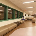 Physician Office Center Bench Seating