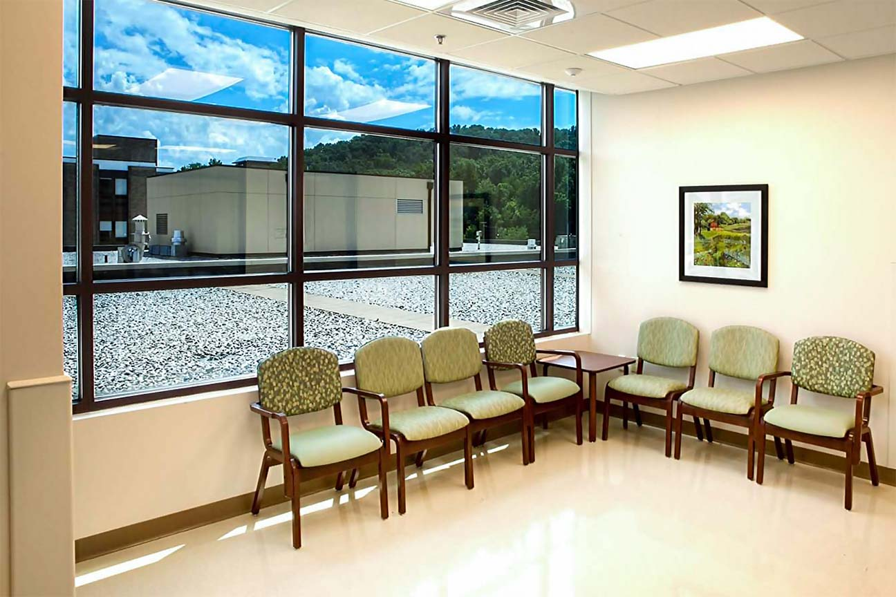 Hospital Waiting- designers at Omega