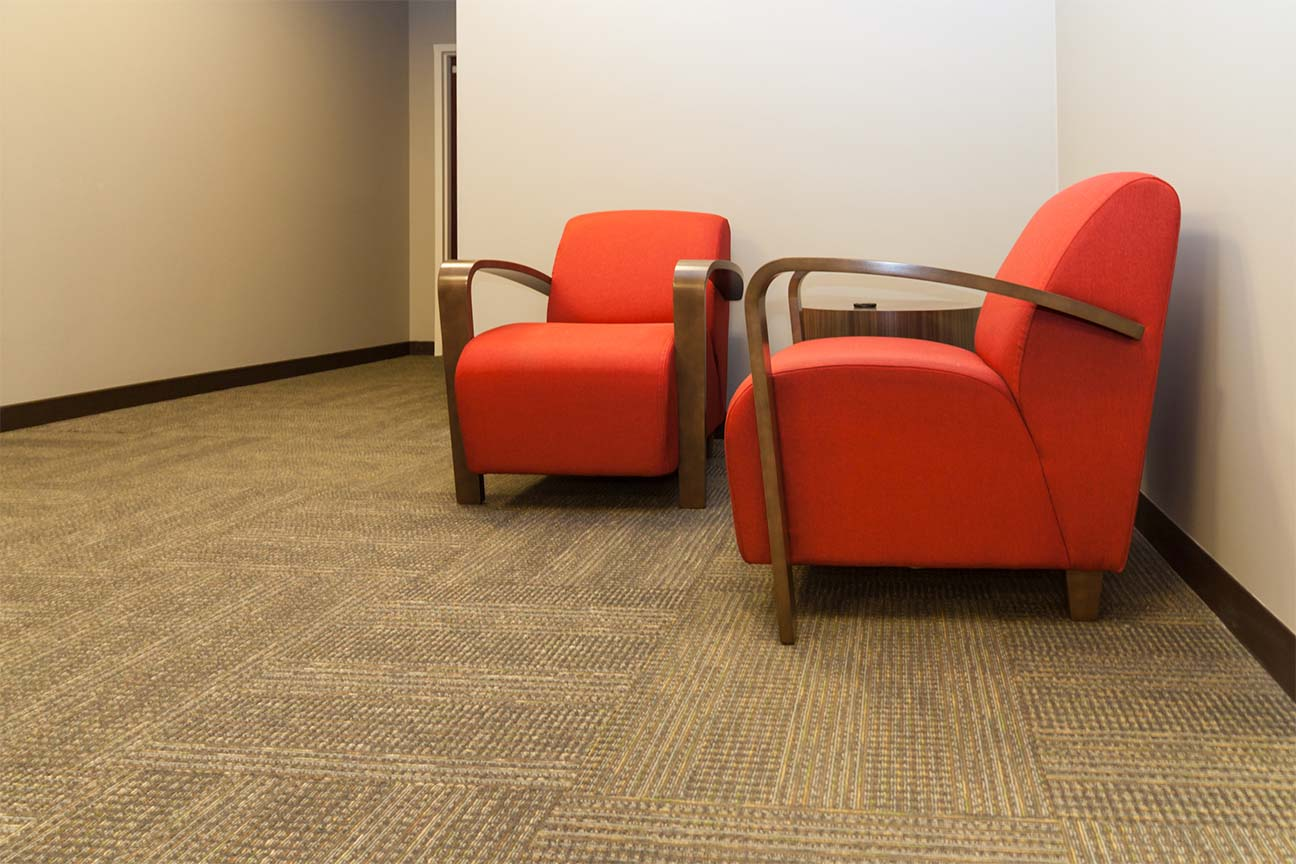 Bank Office Furniture- Designed by Omega Commercial Interior Designers