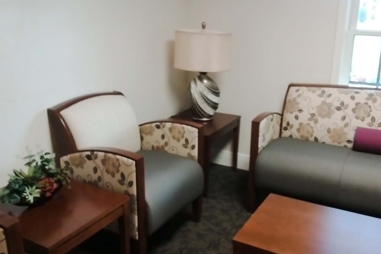Academies- Waiting Area- Side Arm Chairs- by Omega