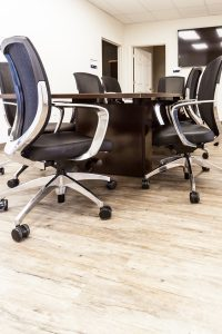 Omega Commercial Interiors on design quality office chairs choosing Wish Chair from Kimball and Conference Table