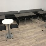 Kimball Dock Tables and Pairings Lounge Seating
