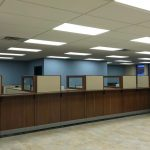 Kimball Cetra Panel System w/ Laminate Fronts