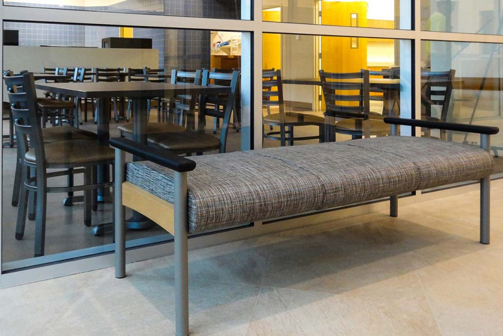 Cafeteria Seating - Boone Memorial Hospital - Madison, WV located near Charleston