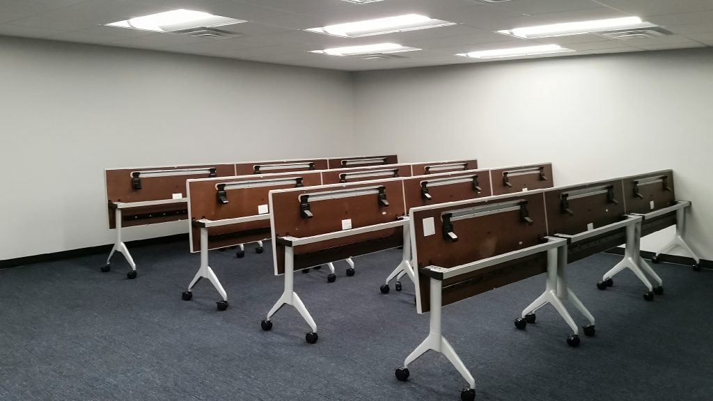 Portable Conference Tables - Employees Innovative Network - Cross Lanes, WV