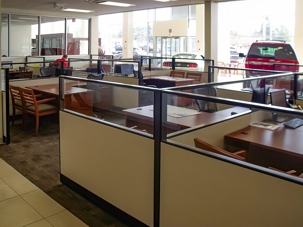 Work Stations- Mountaineer Ford in Beckley near Charleston, WV
