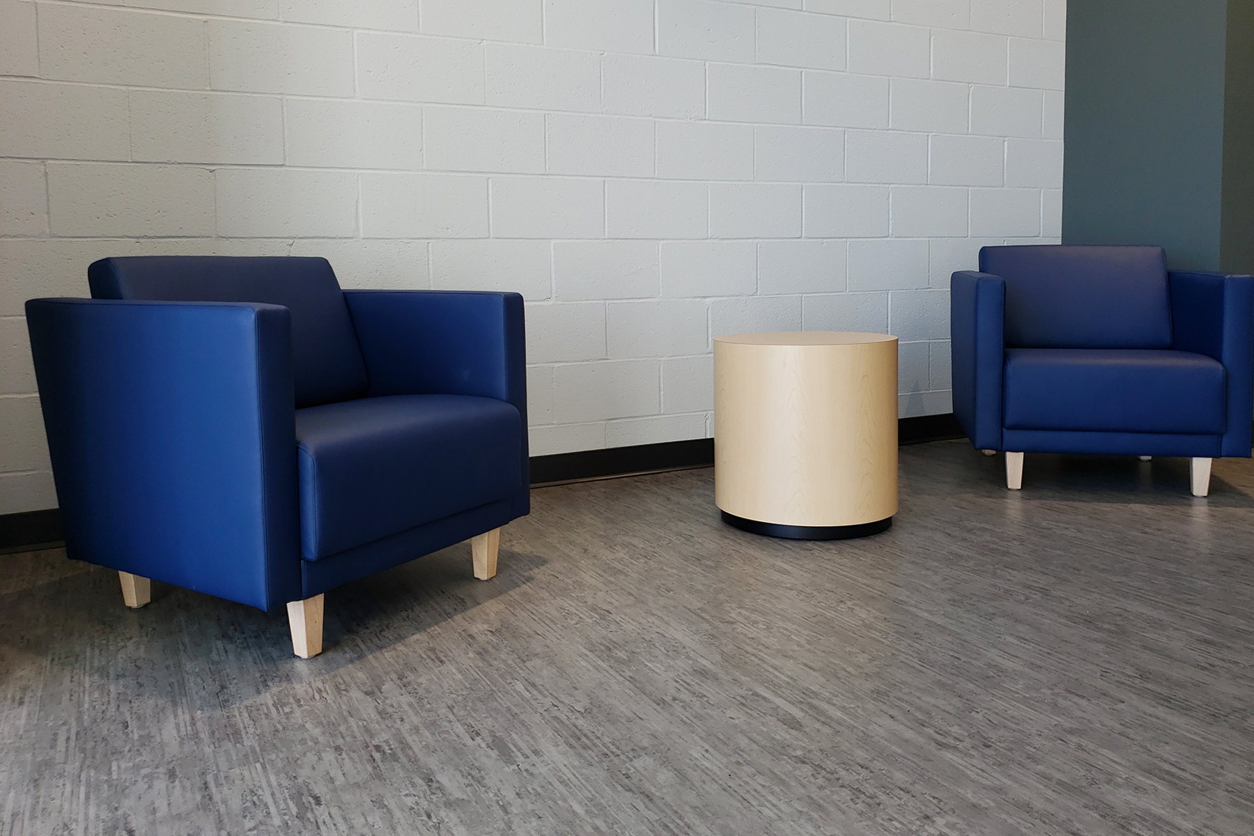 Hon® Flock™ Lounge Seating and Side Table