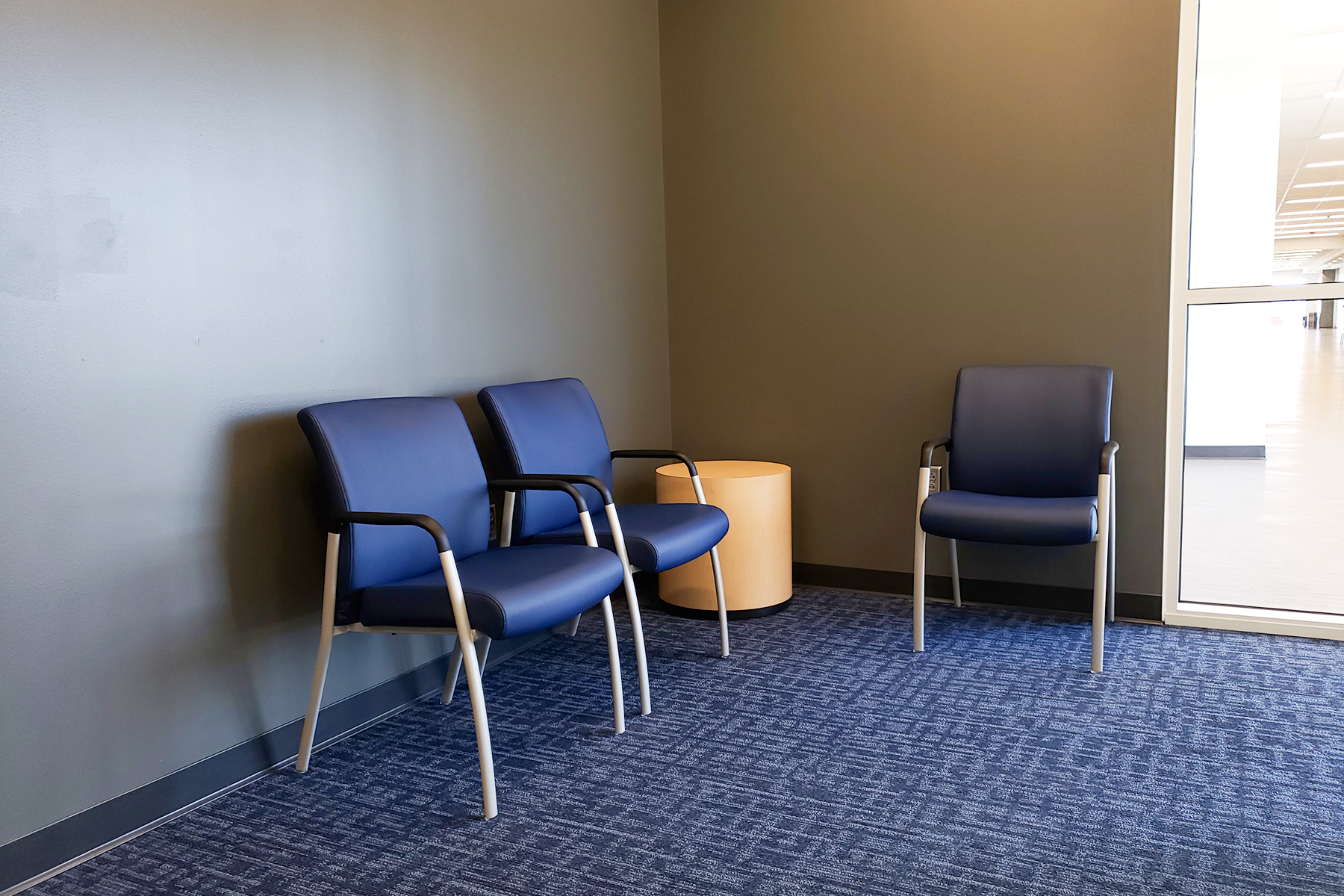 Hon® Ignition™ Chairs with Flock™ Side Table