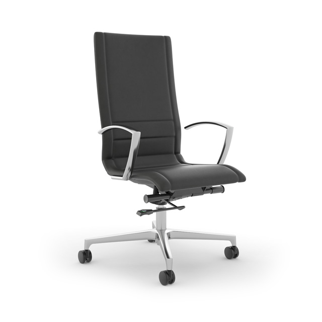Niles High-Back Conference Chair by Kimball