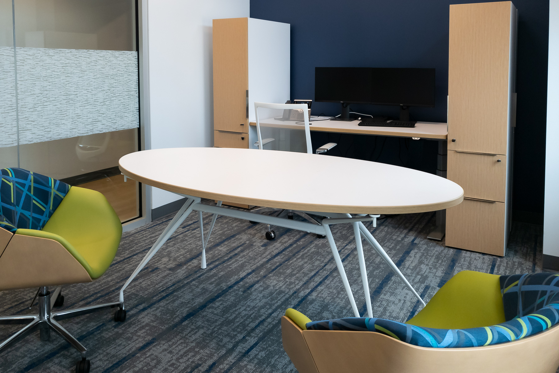 Kimball® Priority™ Meeting Table