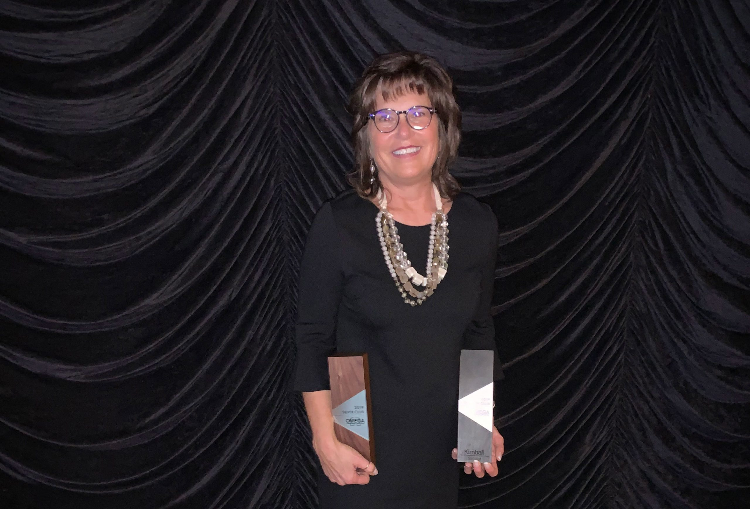 Omega Commercial Interiors- Peggy Lovio- 2019 Kimball® Silver and Triumph Awards