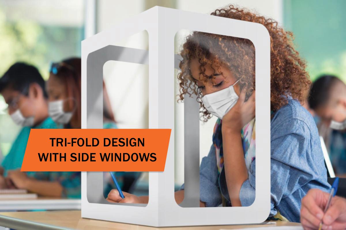 Foldable Carry Lightweight Screen