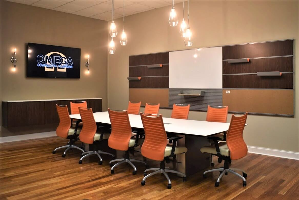 Office Furniture WV | Morgantown & Charleston | Omega Commercial Interiors